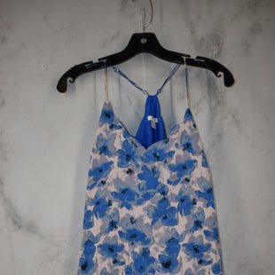 Primary Photo - BRAND: J CREW STYLE: TOP SLEEVELESS COLOR: BLUE SIZE: 4 SKU: 186-186217-7160