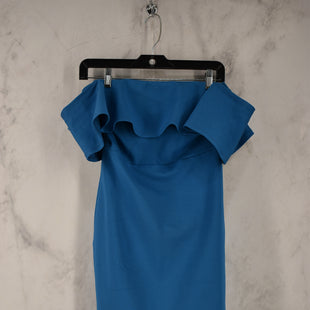 Primary Photo - BRAND: LULUS STYLE: DRESS SHORT SHORT SLEEVE COLOR: BLUE SIZE: S SKU: 186-186230-158