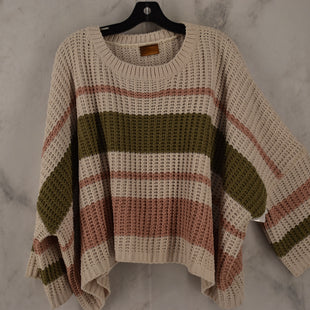 Primary Photo - BRAND: POL STYLE: SWEATER LIGHTWEIGHT COLOR: STRIPED SIZE: L SKU: 186-186199-480