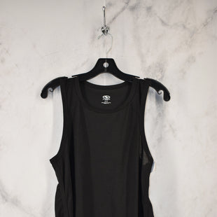 Primary Photo - BRAND: ATHLETIC WORKS STYLE: ATHLETIC TANK TOP COLOR: BLACK SIZE: M SKU: 186-186167-29918