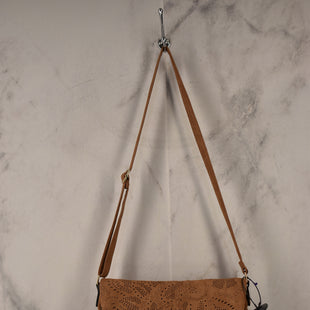 Primary Photo - BRAND:    CLOTHES MENTOR STYLE: HANDBAG COLOR: BROWN SIZE: MEDIUM SKU: 186-186230-59