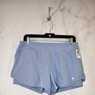 Primary Photo - BRAND: LAYER 8 STYLE: ATHLETIC SHORTS COLOR: BLUE SIZE: L SKU: 186-186167-27828