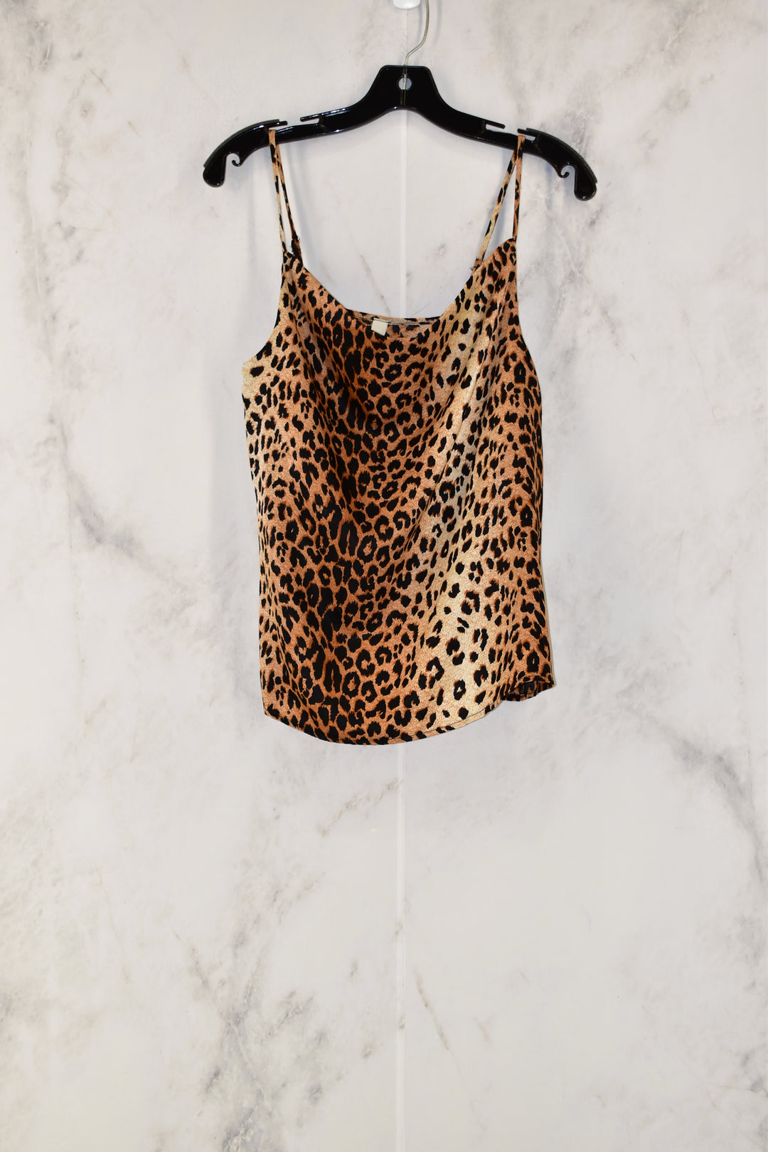 Primary Photo - BRAND: HELLO MISS<BR>STYLE: TOP SLEEVELESS<BR>COLOR: ANIMAL PRINT<BR>SIZE: M<BR>SKU: 186-186206-2023