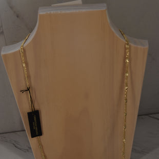 Primary Photo - BRAND: CHRISTIAN SIRIANO STYLE: NECKLACE COLOR: GOLD OTHER INFO: NEW! SKU: 186-186106-12093