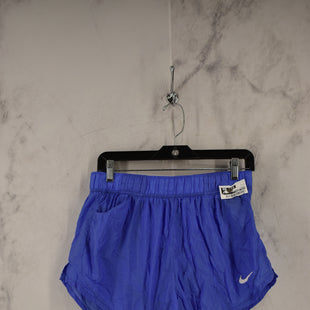 Primary Photo - BRAND: NIKE APPAREL STYLE: ATHLETIC SHORTS COLOR: PURPLE SIZE: L SKU: 186-186217-7304