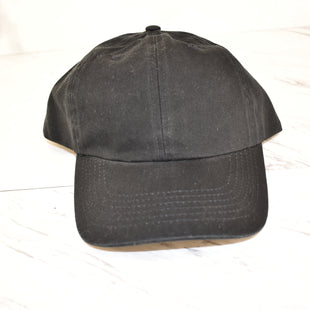 Primary Photo - BRAND:    CLOTHES MENTOR STYLE: HAT COLOR: BLACK SKU: 186-186167-24561
