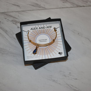 Primary Photo - BRAND: ALEX AND ANI STYLE: BRACELET COLOR: GOLD SKU: 186-186167-30246