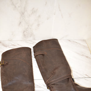 Primary Photo - BRAND: FRYE STYLE: BOOTS DESIGNER COLOR: BROWN SIZE: 6 SKU: 186-186219-536