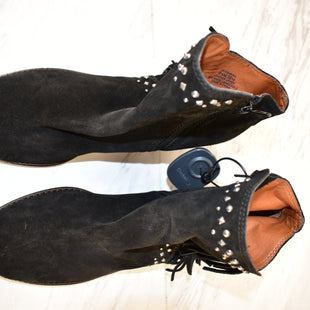 Primary Photo - BRAND: LUCKY BRAND STYLE: BOOTS ANKLE COLOR: BLACK SIZE: 9.5 SKU: 186-186106-9313