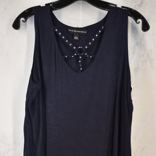Primary Photo - BRAND: ROCK AND REPUBLIC STYLE: TOP SLEEVELESS COLOR: NAVY SIZE: L SKU: 186-186167-30276