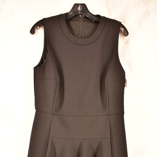 Primary Photo - BRAND: MADEWELL STYLE: DRESS SHORT SLEEVELESS COLOR: BLACK SIZE: 10 SKU: 186-186213-5610