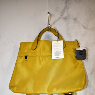 Primary Photo - BRAND: A NEW DAY STYLE: BACKPACK COLOR: YELLOW SIZE: SMALL SKU: 186-186219-301