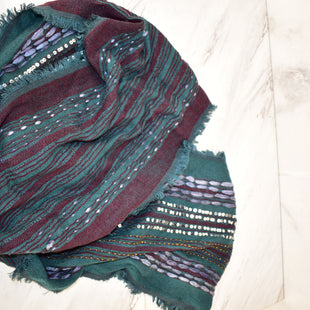 Primary Photo - BRAND: ANNA & AVA STYLE: SCARF WINTER COLOR: TEAL OTHER INFO: NEW! SKU: 186-186167-26182
