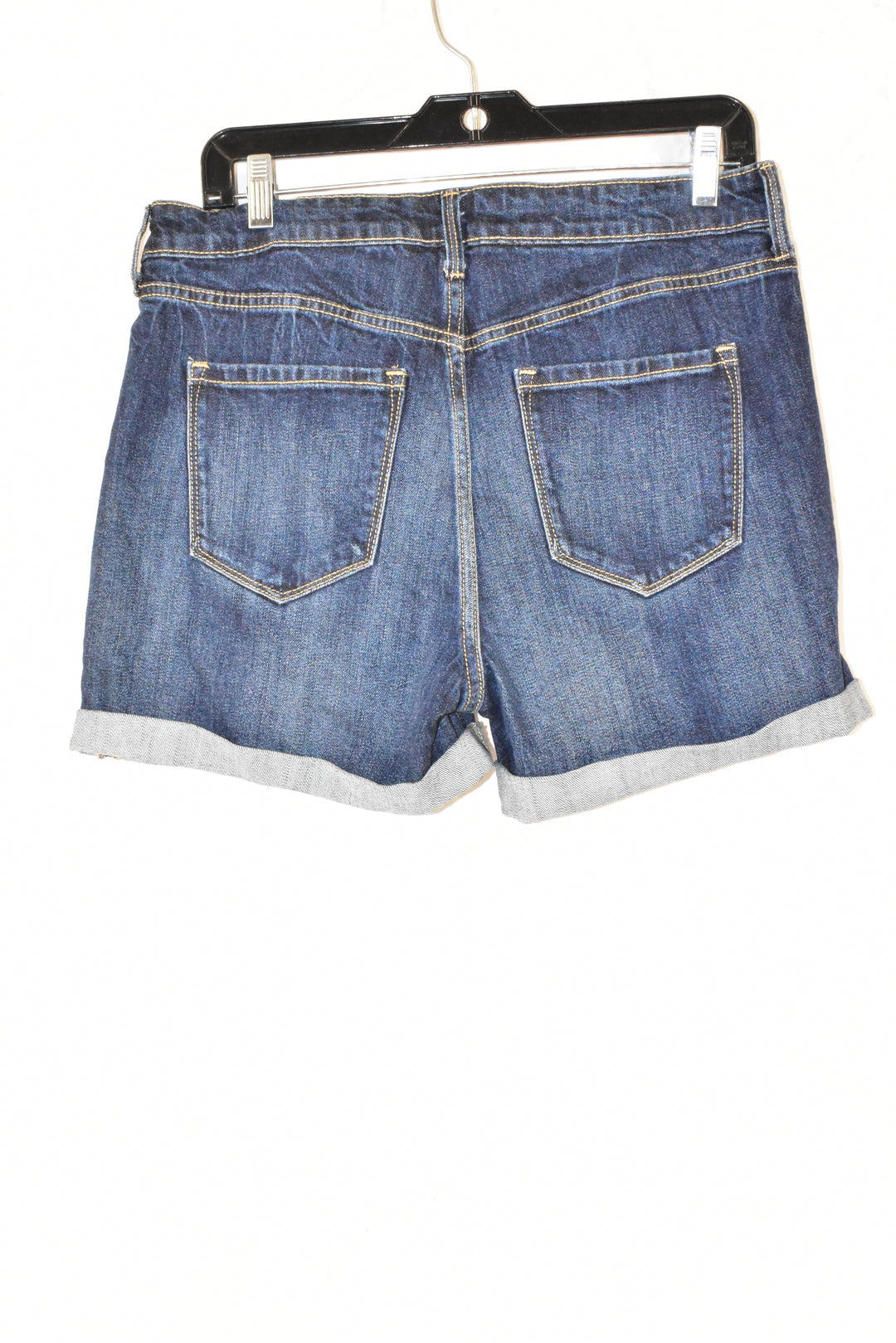 Photo #1 - BRAND: OLD NAVY <BR>STYLE: SHORTS <BR>COLOR: DENIM <BR>SIZE: 10 <BR>SKU: 186-186213-3555
