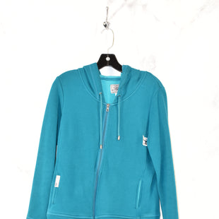 Primary Photo - BRAND: UGG STYLE: SWEATSHIRT HOODIE COLOR: TEAL SIZE: S SKU: 186-186104-11769