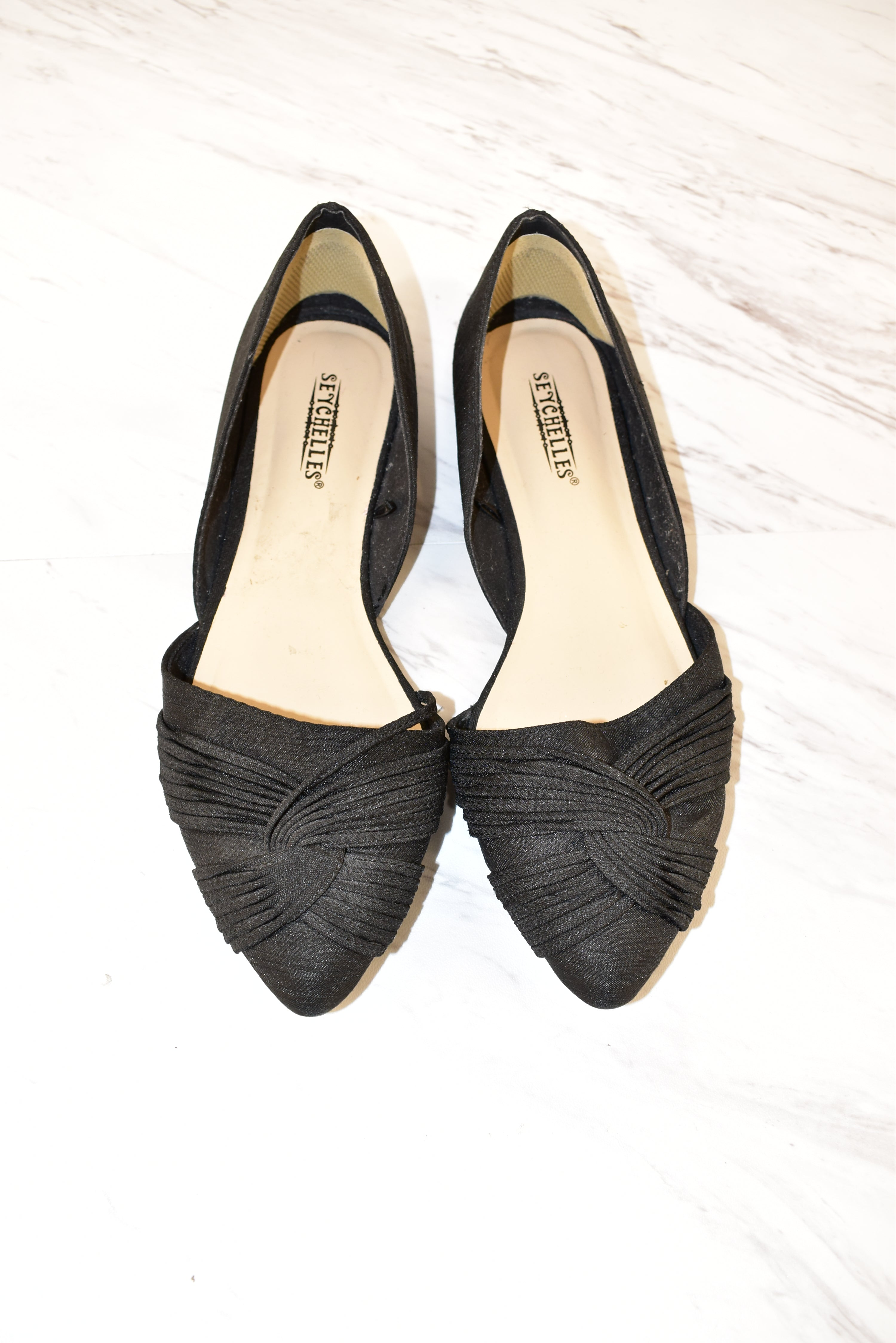 Primary Photo - BRAND: SEYCHELLES<BR>STYLE: SHOES FLATS<BR>COLOR: BLACK<BR>SIZE: 7<BR>SKU: 186-186213-2445