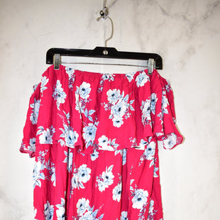 Primary Photo - BRAND: TORRID STYLE: TOP SHORT SLEEVE COLOR: FLORAL SIZE: 1 SKU: 186-186226-133
