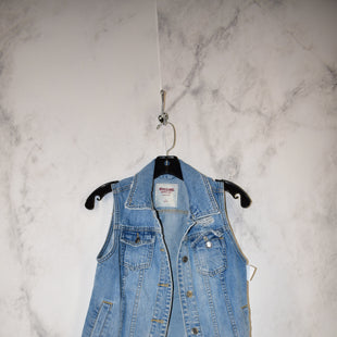 Primary Photo - BRAND: MOSSIMO STYLE: VEST COLOR: DENIM SIZE: S SKU: 186-186213-8280