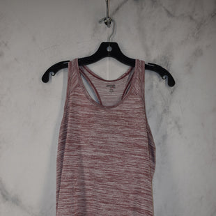 Primary Photo - BRAND: DANSKIN STYLE: ATHLETIC TANK TOP COLOR: MAROON SIZE: M SKU: 186-186217-7537