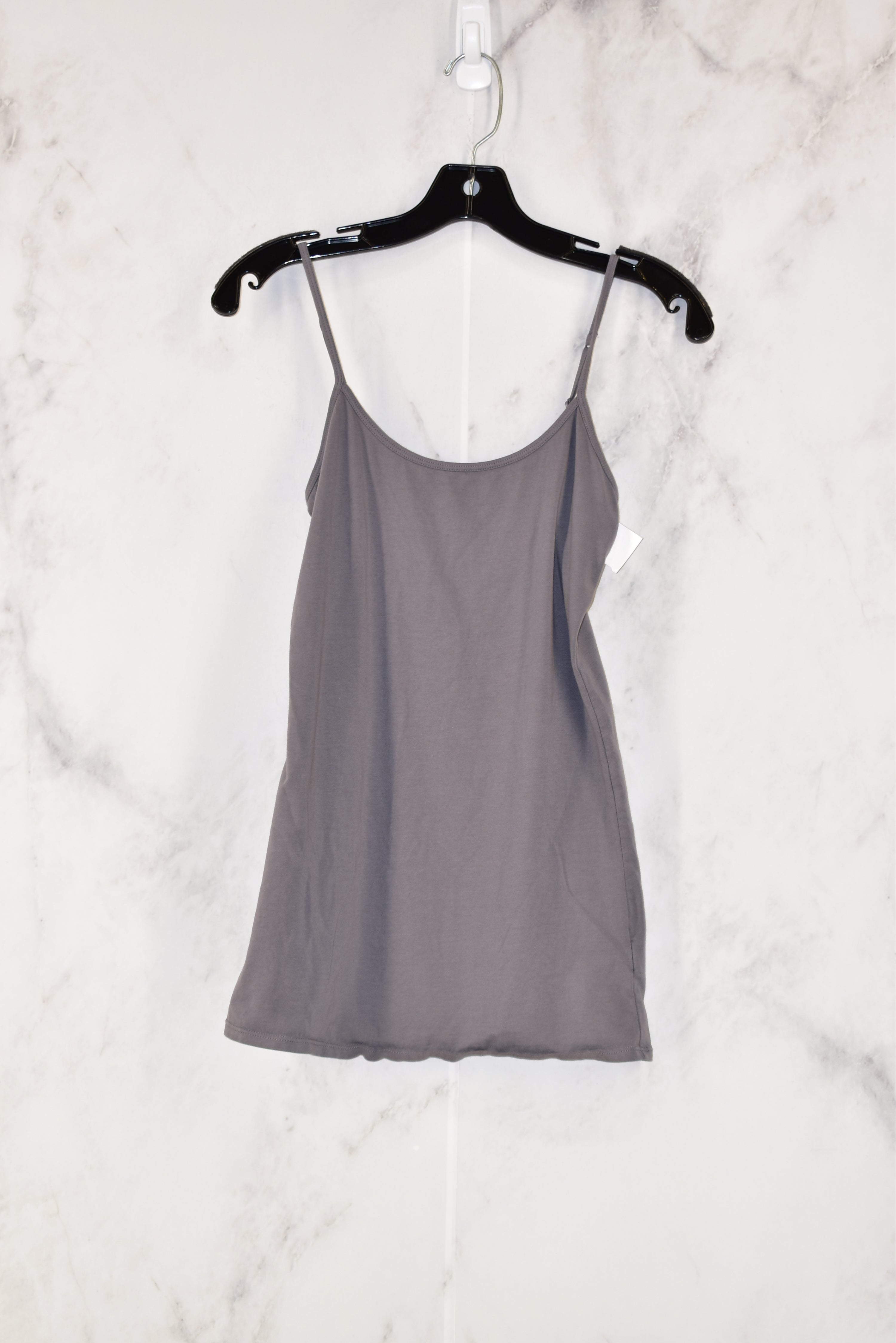 Primary Photo - BRAND: OLD NAVY<BR>STYLE: TOP SLEEVELESS BASIC<BR>COLOR: GREY<BR>SIZE: S<BR>SKU: 186-186167-17632