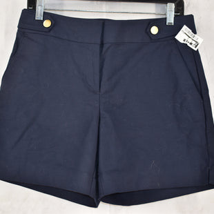 Primary Photo - BRAND: LOFT STYLE: SHORTS COLOR: NAVY SIZE: 4 OTHER INFO: NEW! SKU: 186-186217-7703