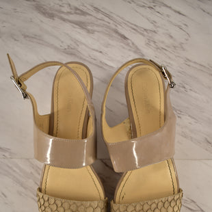 Primary Photo - BRAND: CALVIN KLEIN STYLE: SANDALS HIGH COLOR: TAN SIZE: 10 SKU: 186-186167-22809