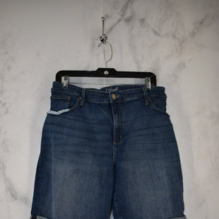 Primary Photo - BRAND: UNIVERSAL THREAD STYLE: SHORTS COLOR: DENIM SIZE: 22 SKU: 186-186217-7129