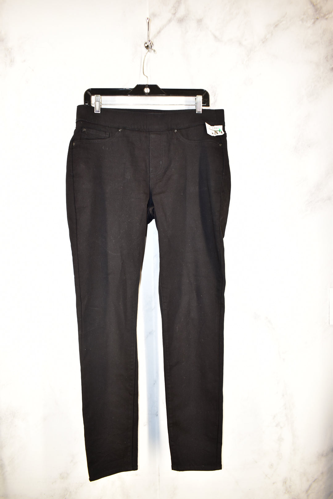 Primary Photo - BRAND: NEW YORK AND CO <BR>STYLE: PANTS <BR>COLOR: BLACK <BR>SIZE: M <BR>SKU: 186-186106-9019