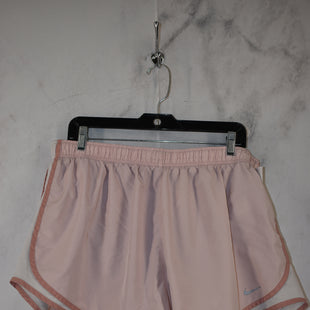 Primary Photo - BRAND: NIKE STYLE: ATHLETIC SHORTS COLOR: PINK SIZE: 2X SKU: 186-186217-6277