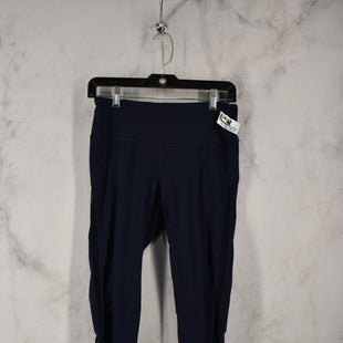 Primary Photo - BRAND: VICTORIAS SECRET STYLE: ATHLETIC PANTS COLOR: NAVY SIZE: M SKU: 186-186217-7636