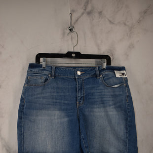 Primary Photo - BRAND: MAURICES STYLE: SHORTS COLOR: DENIM SIZE: 18 SKU: 186-186167-30684