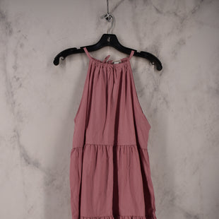 Primary Photo - BRAND: A NEW DAY STYLE: DRESS SHORT SLEEVELESS COLOR: PINK SIZE: L SKU: 186-186217-7021
