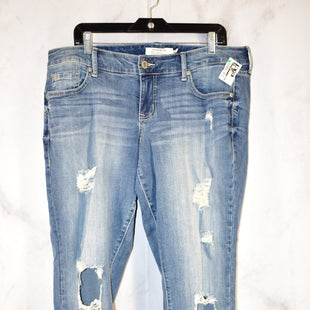 Primary Photo - BRAND: TORRID STYLE: JEANS COLOR: DENIM SIZE: 12 SKU: 186-186106-9094
