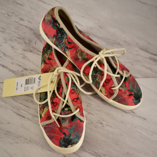 Primary Photo - BRAND: ROXY STYLE: SHOES ATHLETIC COLOR: FLORAL SIZE: 8 SKU: 186-186167-27360