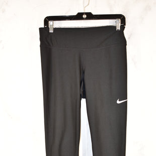 Primary Photo - BRAND: NIKE APPAREL STYLE: ATHLETIC CAPRIS COLOR: BLACK SIZE: M SKU: 186-186167-28253