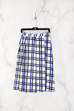 Photo #1 - BRAND:    CLOTHES MENTOR <BR>STYLE: SKIRT <BR>COLOR: PLAID <BR>SIZE: L <BR>OTHER INFO: MAITAI - <BR>SKU: 186-186106-7445