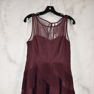 Primary Photo - BRAND: LC LAUREN CONRAD STYLE: DRESS SHORT SLEEVELESS COLOR: PURPLE SIZE: 10 OTHER INFO: NEW! SKU: 186-186167-30091
