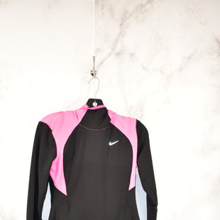 Primary Photo - BRAND: NIKE APPAREL STYLE: ATHLETIC JACKET COLOR: BLACK SIZE: S SKU: 186-186167-27855