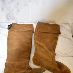Primary Photo - BRAND: GIANNI BINI STYLE: BOOTS KNEE COLOR: BROWN SIZE: 7.5 SKU: 186-186106-9457