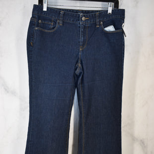 Primary Photo - BRAND: ANN TAYLOR LOFT STYLE: JEANS COLOR: DENIM SIZE: 8 OTHER INFO: MODERN FLARE SKU: 186-186106-11973