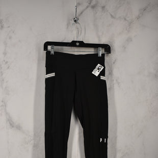 Primary Photo - BRAND: VICTORIAS SECRET STYLE: ATHLETIC PANTS COLOR: BLACK SIZE: XS SKU: 186-186167-30816