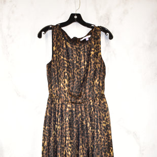 Primary Photo - BRAND: LUXE STYLE: DRESS LONG SLEEVELESS COLOR: ANIMAL PRINT SIZE: 8 SKU: 186-186213-4962