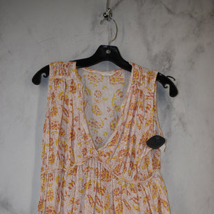 Primary Photo - BRAND: LUCKY BRAND STYLE: TOP SLEEVELESS COLOR: PINK SIZE: S SKU: 186-186217-7148
