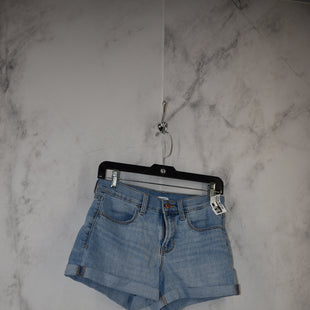 Primary Photo - BRAND: OLD NAVY STYLE: SHORTS COLOR: BLUE SIZE: 0 SKU: 186-186199-381