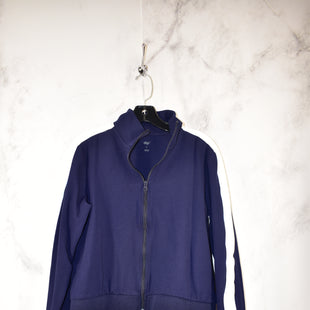 Primary Photo - BRAND: DIP STYLE: ATHLETIC JACKET COLOR: NAVY SIZE: L SKU: 186-186217-4812
