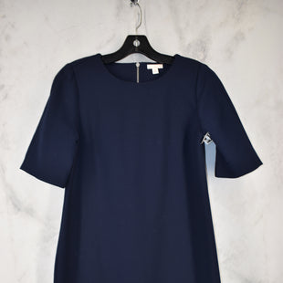 Primary Photo - BRAND: GAP STYLE: DRESS SHORT LONG SLEEVE COLOR: BLUE SIZE: 6 OTHER INFO: PETITE SKU: 186-186217-7158