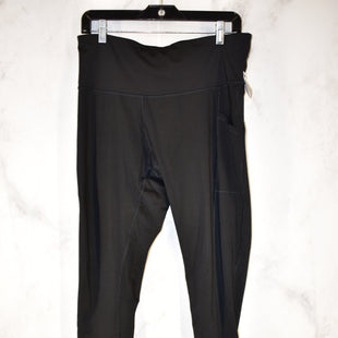 Primary Photo - BRAND: CHAMPION STYLE: ATHLETIC PANTS COLOR: BLACK SIZE: XL SKU: 186-186217-5163