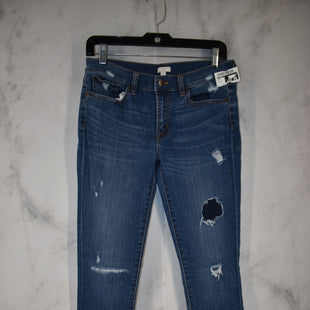 Primary Photo - BRAND: J CREW STYLE: JEANS COLOR: DENIM SIZE: 27 SKU: 186-186217-7144