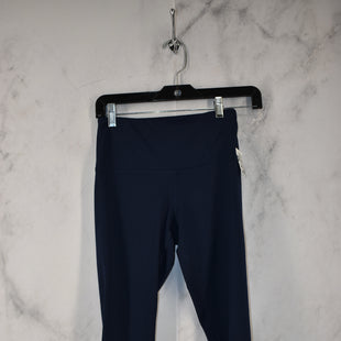 Primary Photo - BRAND: 90 DEGREES BY REFLEX STYLE: ATHLETIC PANTS COLOR: NAVY SIZE: XS SKU: 186-186106-10905
