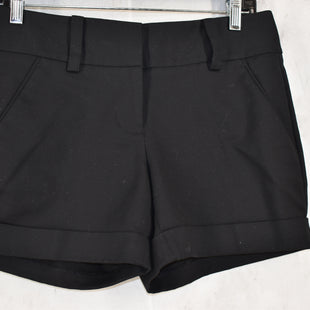 Primary Photo - BRAND: VINCE CAMUTO STYLE: SHORTS COLOR: BLACK SIZE: 2 SKU: 186-186106-12188